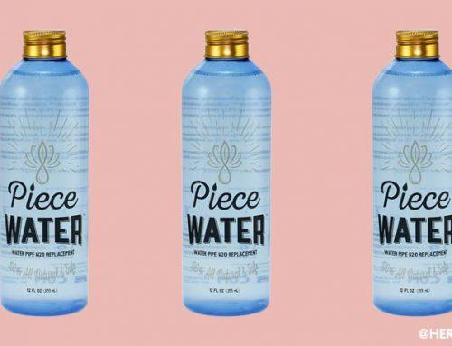 Piece Water All Natural Bong Water Alternative