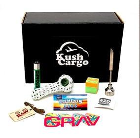 kush cargo carry on cargo smoking subscription