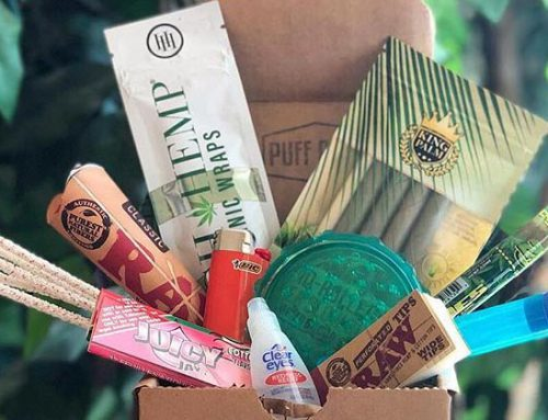 Puff Pack Smoking Subscription Box Review