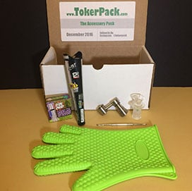 tokerpack accessory pack smoking subscription