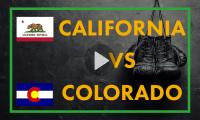 Cannabis Market in California and Colorado