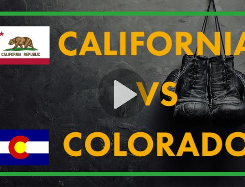 Cannabis Industry: California VS Colorado