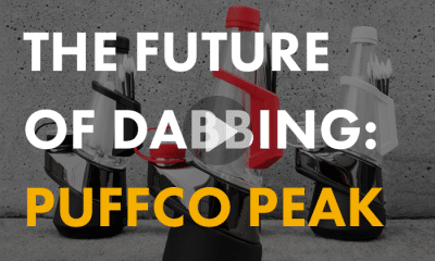 Puffco Peak Dab Device