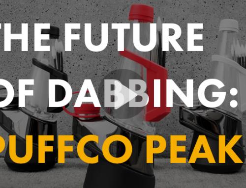 The Future of Dabbing: Puffco Peak